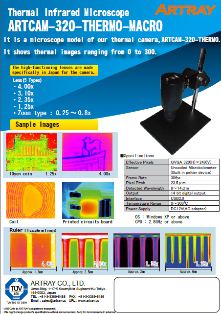 Thermal Infrared Microscope